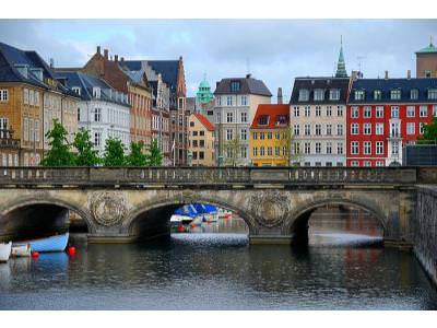 Copenhagen Marble Bridge