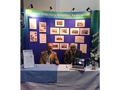 BVHA Exhibits at the SPVS/VPMA Congress