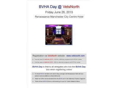 BVHA Day at VetsNorth 2015