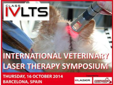 16 Oct - International Veterinary Laser Therapy Symposium