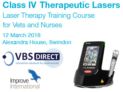 12th March 2018 - K-LASER CPD Event