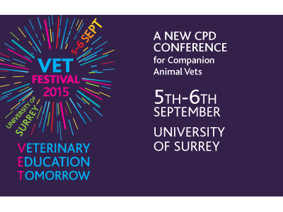 5-6th Sept Vet Festival 2015