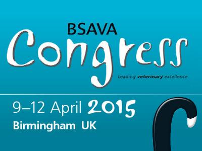 BSAVA 2015 9-12th April 2015