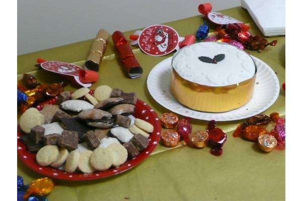 Festive food!