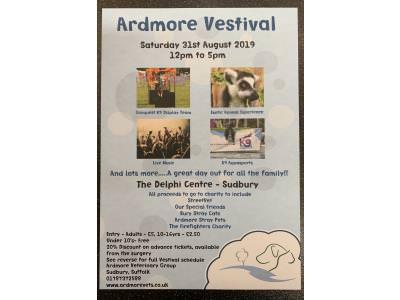 Ardmore Vestival 2019